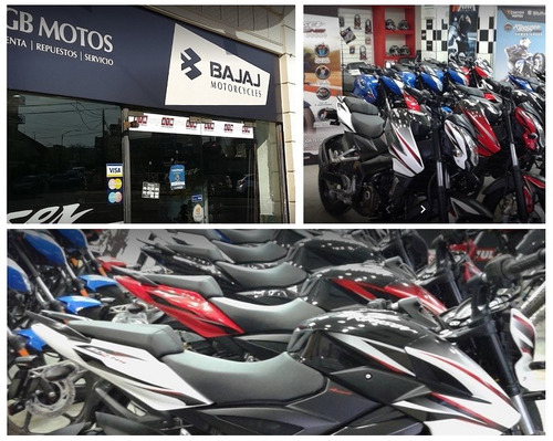 bajaj rouser 135 ! gb motos! agencia exclusiva bajaj !!