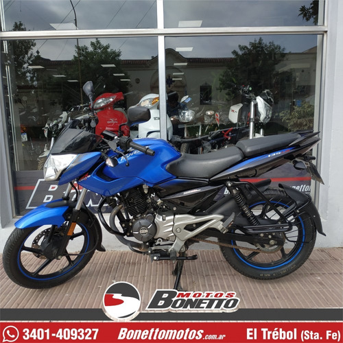 bajaj rouser 135 mod 2016 4800 km - bonetto motos