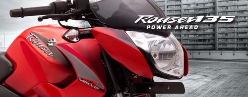 bajaj rouser 135 moto 0km el mejor precio en cycles