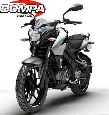 bajaj rouser 160 ns nuevo modelo naked ciudad dompa motos