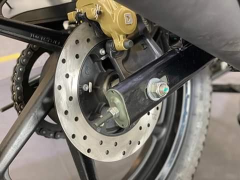 bajaj rouser 180 nuevo diseño ! globalmotorcycles olivos
