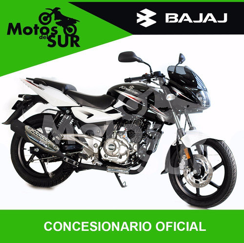 bajaj rouser 180cc 0 km 2017  financiada