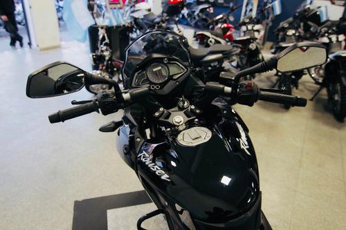 bajaj rouser 200 as 0km 2018 pune motos exclusivo bajaj