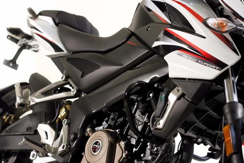 bajaj rouser 200 ns 0 km  2016 motos del sur financio blanca