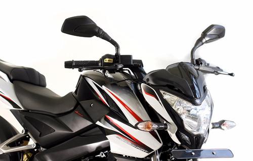 bajaj rouser 200 ns 0 km 2017 motos del sur financio azul