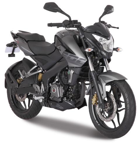 bajaj rouser 200  ns 200 dbm motos financio permuto