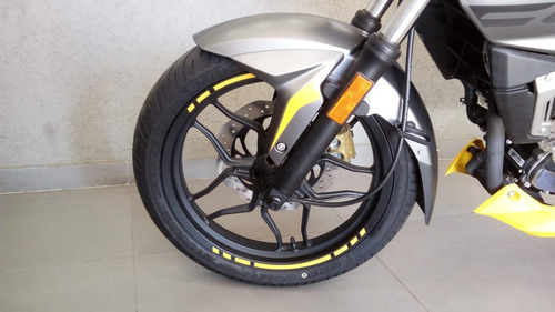 bajaj rouser 200 ns 200ns 0km 2018 naked delisio motos