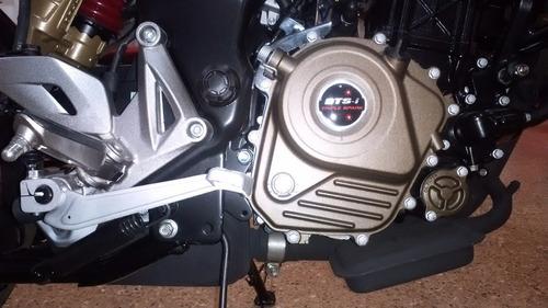 bajaj rouser 200 ns - bondio motos