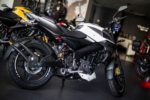 bajaj rouser 200 ns - cuotas fijas-globalmotorcycles