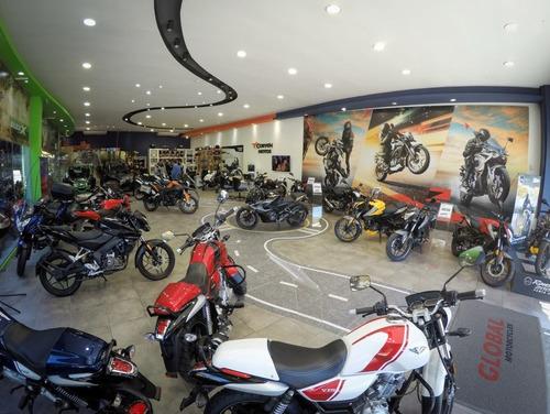 bajaj rouser 200 ns -globalmotorcycles financiación
