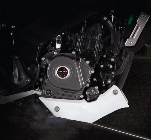 bajaj rouser 200 ns - nuevo diseño - lidermoto tigre