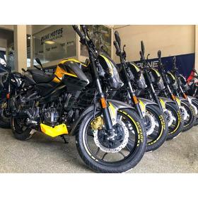 Bajaj Rouser 200 Ns Patentada 0km Ahora 12/18 Pune Motos