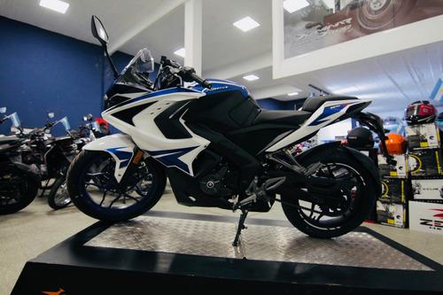 bajaj  rouser 200 rs 2018 0km pune motos exclusivo bajaj