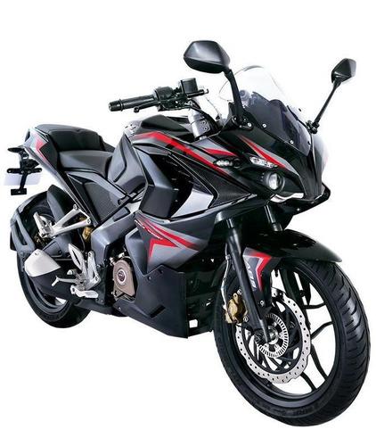 bajaj rouser 200 rs inyeccion abs nuevo modelo dompa moto