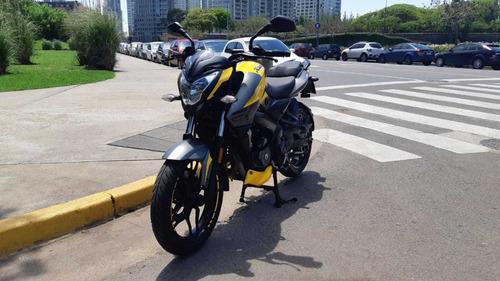 bajaj rouser 200cc 2018
