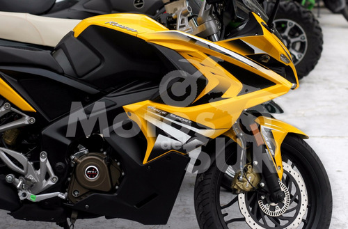 bajaj rouser 200cc rs 0 km 2017 financiacion