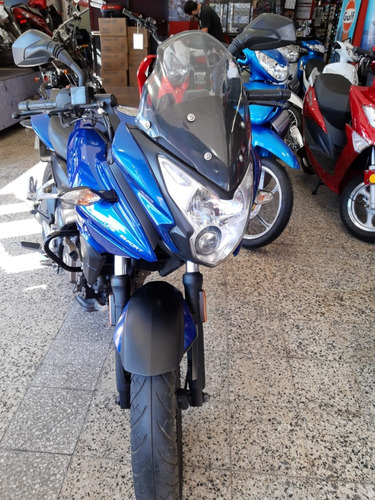 bajaj rouser as 200 15730 km perfecto estado - rvm