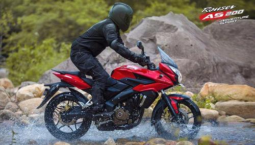 bajaj rouser as 200 18 cuotas 0km urquiza motos