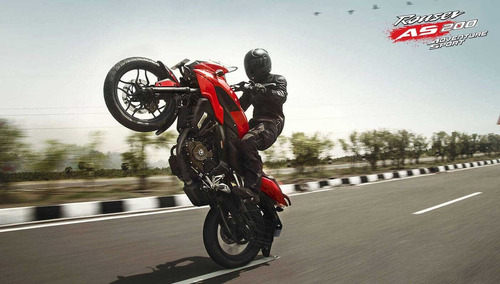 bajaj rouser as 200 as200 adventure pulsar dompa