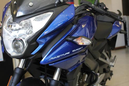 bajaj rouser as200 0km 2016 nuevo modelo! financia la 200as