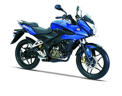 bajaj rouser as200 - lidermoto - tigre