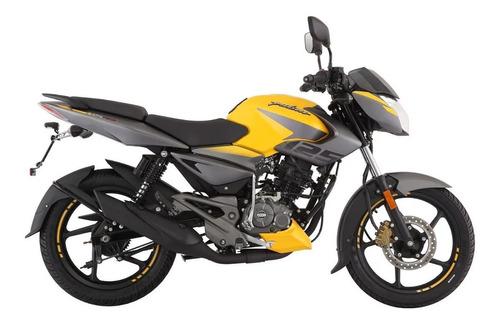 bajaj rouser ns 125cc 2020 0km nueva! ahora18 pune motos