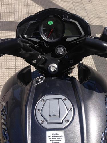 bajaj rouser ns 160 0km 2020 bg motos