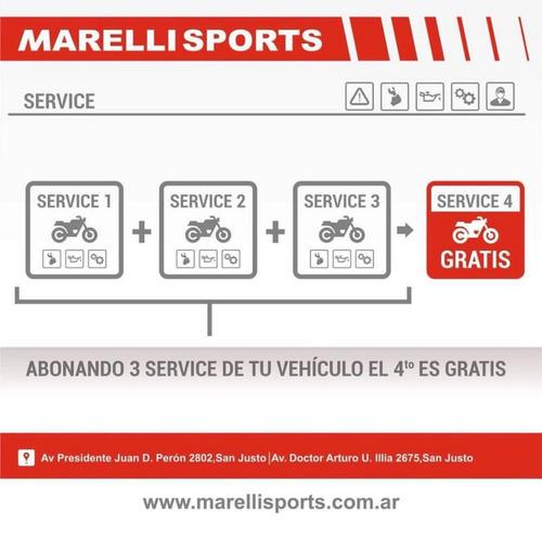 bajaj rouser ns 160 2019 marellisports, entrega inmediata