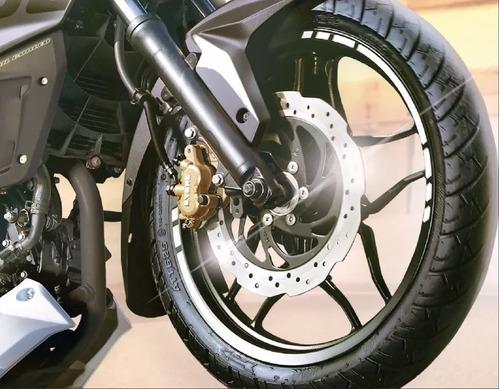 bajaj rouser ns 160 patentada! globalmotorcycles  zona norte