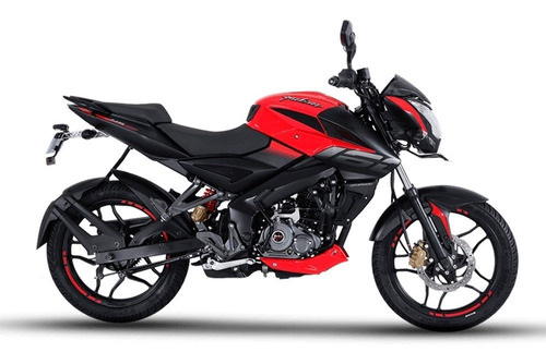 bajaj rouser ns 160! start motos 32