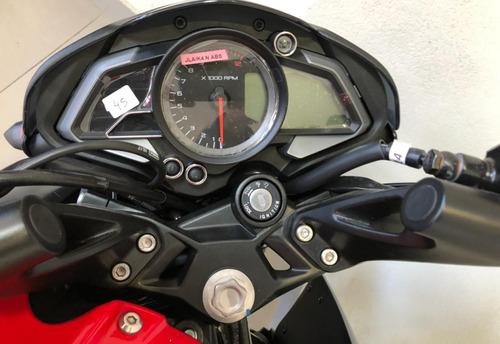 bajaj rouser ns 200 0km 2020 200  999 motos