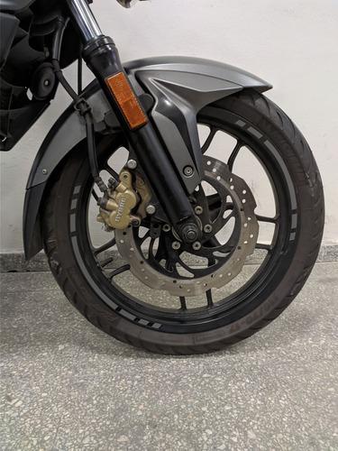 bajaj rouser ns 200 2018  10.2000 km pune motos ahora 12/18