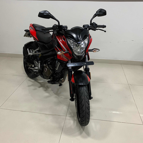 bajaj rouser ns 200 cc usada 24000 km nacked calle 999 motos
