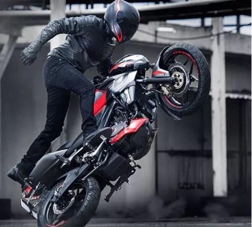 bajaj rouser ns 200 fi abs 2018 globalmotorcycles