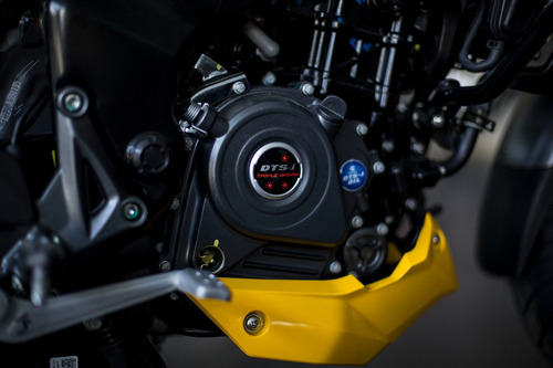 bajaj rouser ns 200 fi   lidermoto stock disponible