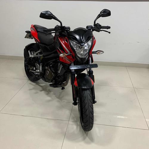 bajaj rouser ns 200 moto usada nacked ns200 999 motos
