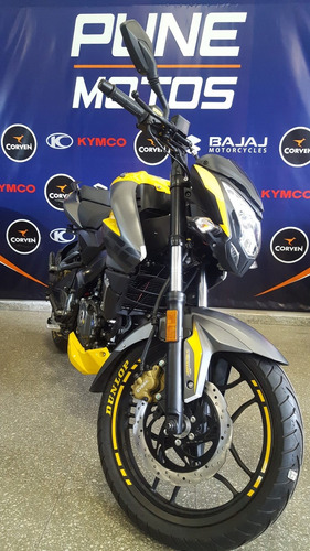 bajaj rouser ns 200 patentada 0km ahora 12/18 pune motos