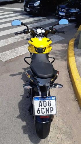 bajaj rouser ns 200cc 2018