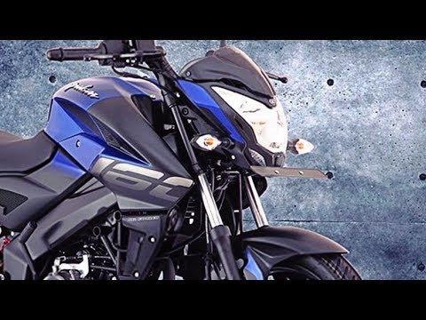 bajaj rouser ns160 ns - 0km 2018 - azul lidermoto san justo