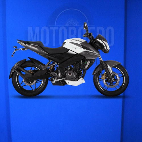 bajaj rouser ns200 -  amarilla color 2018