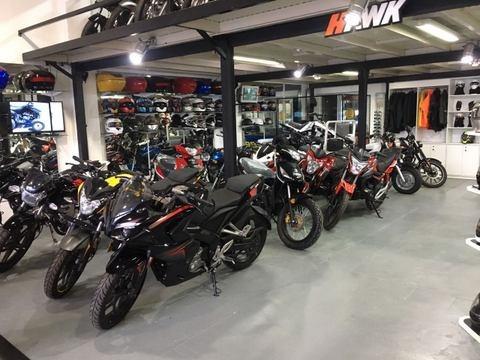 bajaj rouser rs 200 0km autoport motos
