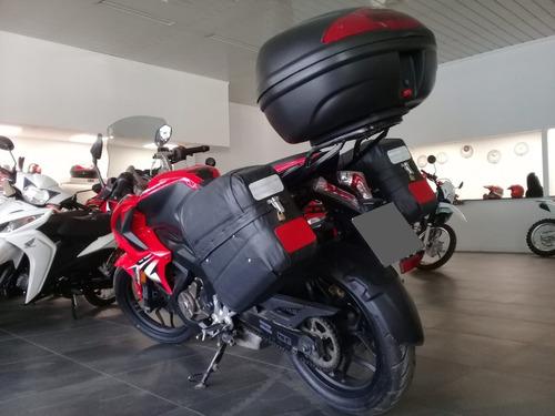 bajaj rouser rs 200-2018 navarro motos usados seleccionados