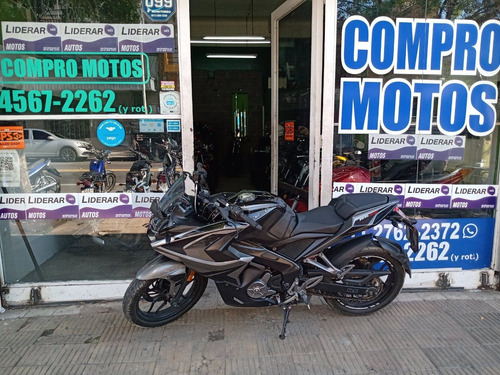 bajaj rouser rs 200 abs  impecable alfamotos  1127622372