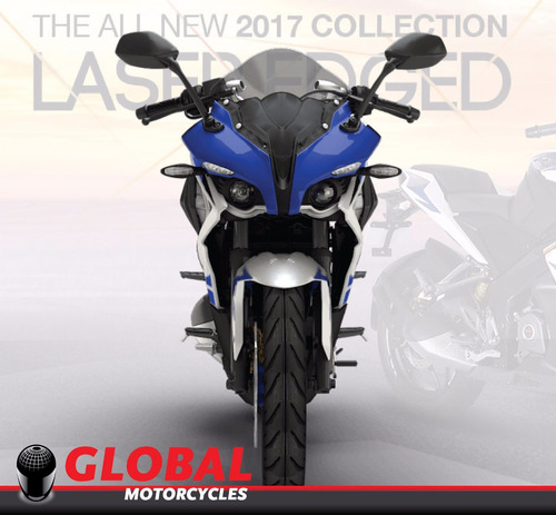 bajaj rouser rs rs200 - nuevos colores - 2018 - global