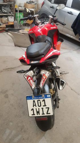 bajaj rs200 impecable!!!