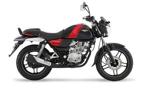 bajaj v15 0km 2018 street motos ap