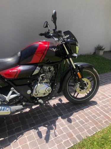 bajaj v15 2018 6233km urquiza motos