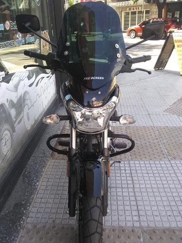 bajaj v15 rouser 150 vikrant 2019 con accesorios motovega