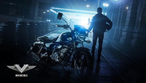 bajaj v15 vikrant calle entrega inmediata dompa motos