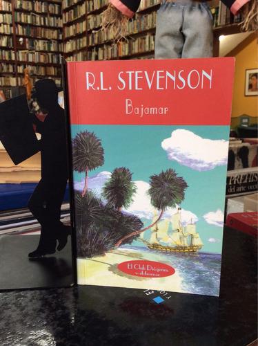 bajamar, r. l. stevenson